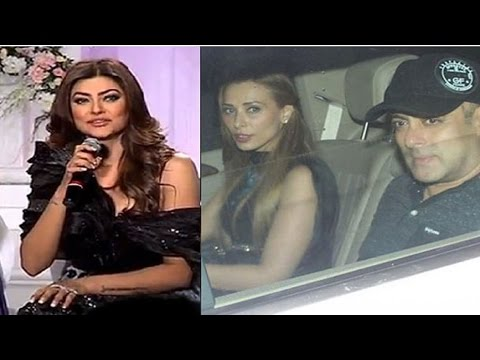 Sushmita Sen's Amazing Reaction On Salman Khan's Marriage!