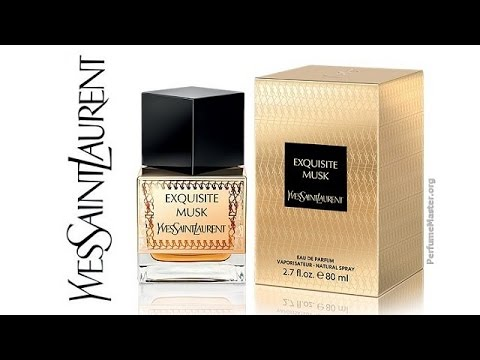 107f8cdf761 Yves Saint Laurent - Oriental Collection Exquisite Musk Fragrance ...