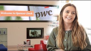 Find out what it's like to be a technology consultant at PwC
