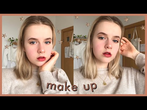 СОБИРАЙСЯ СО МНОЙ | мой повседневный макияж