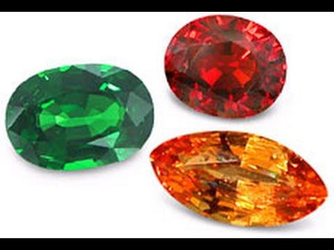Propiedades curativas del cuarzo piedra gema granate - Piedras preciosas propiedades ...