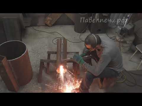 Прогорела печь для бани Термофор Тунгуска