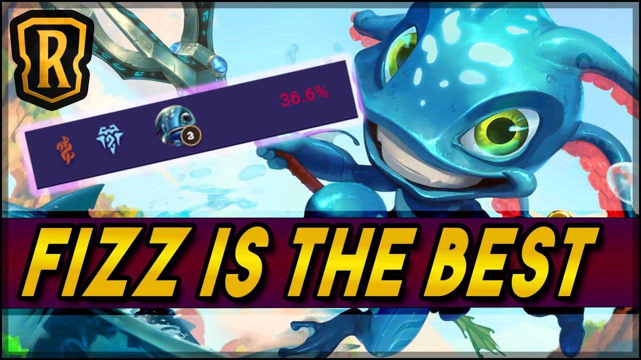 Fizz is the BEST! | Season of Fortune | LoR Game | Legends of Runeterra