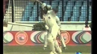 1ST EVER TEST MATCH - Bangladesh vs India 2000 Dhaka