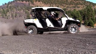 Fisher's ATV World - Volcanic Cinder Pits OHV Area, AZ (FULL)