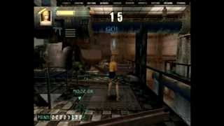 Zombie Revenge (Dreamcast) Arcade Mode Full Playthrough