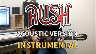 The Trees - Rush Acoustic Version by Vithor Hugo Studios