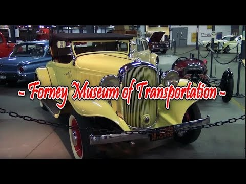 A Real Flying Car - Forney Museum of Transportation -  Matt's Rad Show