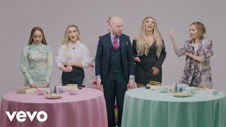 Little Mix - Little Mix Gingerbread House Challenge
