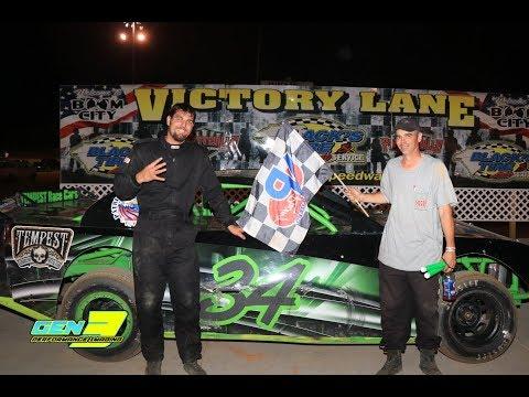 Razillard June 9 2018 1st place Fayetteville Motor Speedway