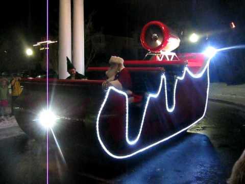 Hot Rod T Shirts >> Santa's Rocket Sleigh - The Awesomer