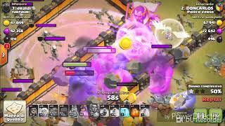 400 war wins- clash of clans-prewiew +clan war+special thanks