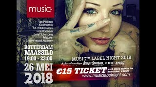 MUSIC LABEL NIGHT 2018 TEASER