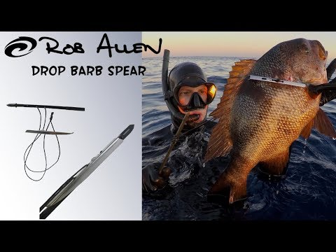 Rob Allen Drop Barb Slip Tip Spear | GDC Review