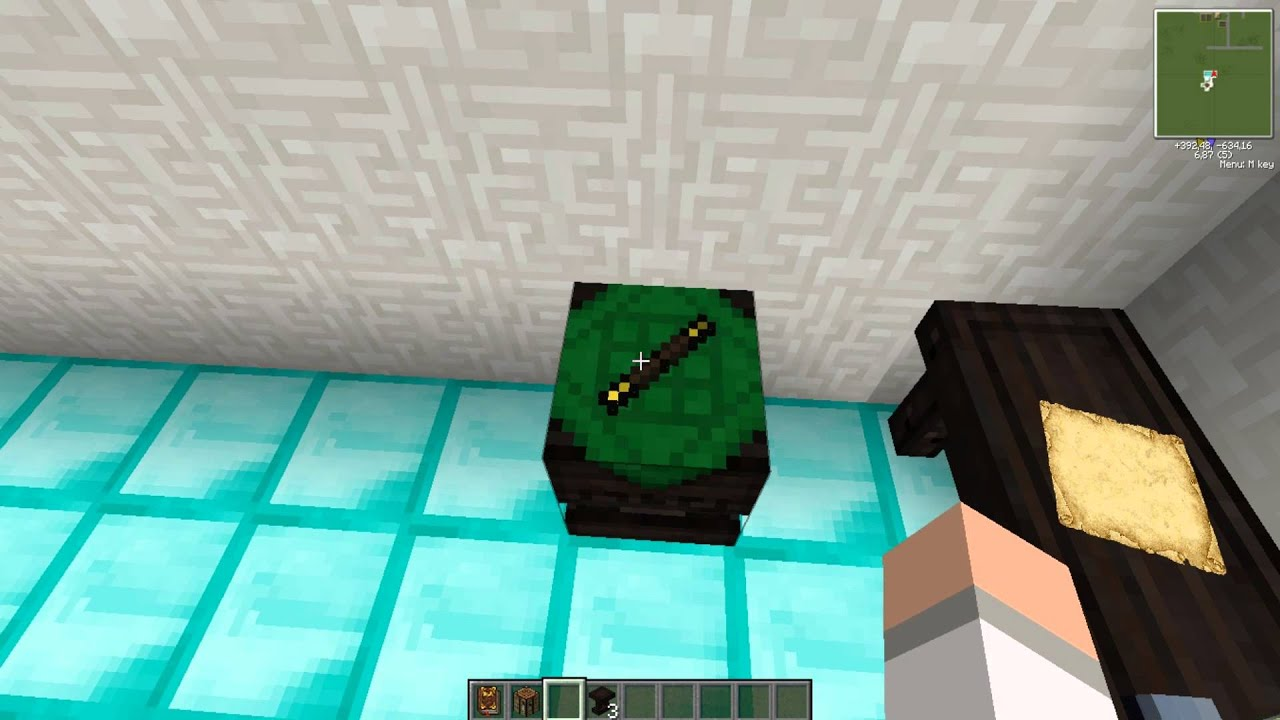 Lets Play Minecraft Thaumcraft 6 ep 3 - Making Nitor And ...