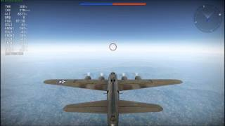 War Thunder How to Bomb Targets at High Altitude
