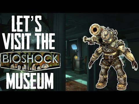 Bioshock - The Museum of Cut Content from Bioshock!   Bioshock's Cut Content In Depth!  