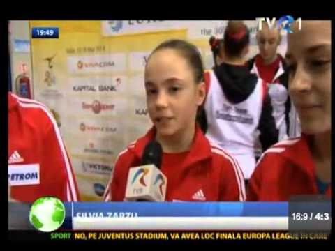 Romanian Gymnastics News - 14.05.2014