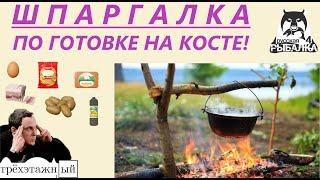Фото Ингредиенты для готовки на костре🍀Еда и напитки на костре🍀Русская рыбалка 4🍀РР4🍀RF4🍀еда на костре
