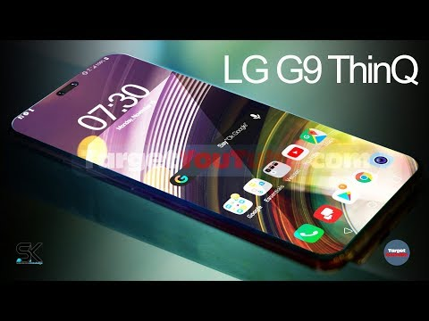 LG G9 ThinQ 5G (2020) First Look and Review!