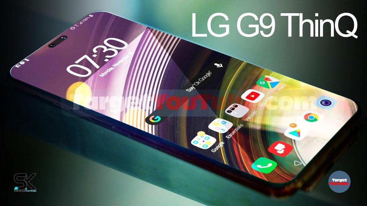 LG, mobile phone