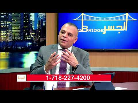 The Bridge Episode 131 Part 3 - Board Certified Cosmetics Physician Dr. Khaled Osman