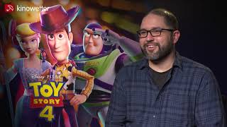 Interview Josh Cooley TOY STORY 4