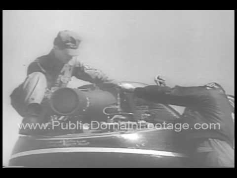 1962 The Cuban Missile Crisis archival newsreel footage