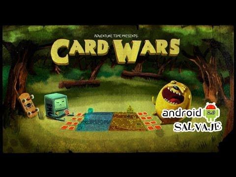 Descargar Card Wars Kingdom Adventure Time para PC 2017