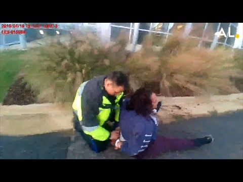 Two Tuscaloosa police officers on leave after controversial arrest