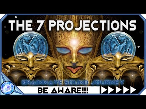 TREMENDOUSLY POWERFUL!!! ASTRAL PROJECTION OUT OF BODY EXPERIENCE MUSIC : Binaural Beats Meditation