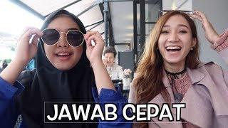 KECEPLOSAN DI JAWAB CEPAT CHALLENGE!!!!!! with Ria Ricis || Marisha Chacha