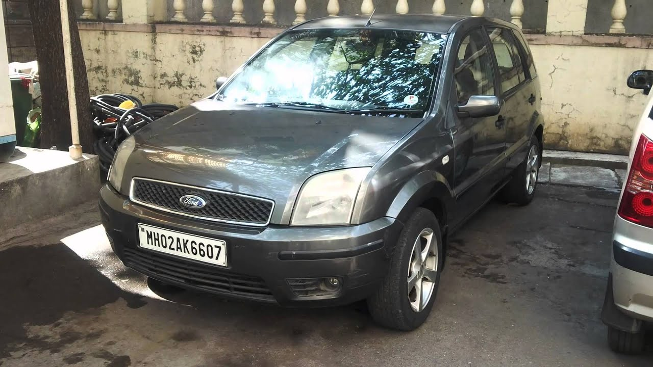 used 2005 ford fusion duratec 1 6 for sale in mumbai youtube. Black Bedroom Furniture Sets. Home Design Ideas