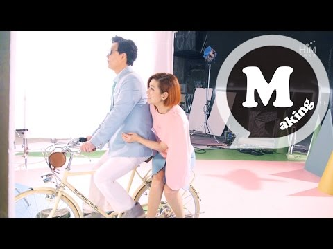 """Selina 任家萱 & 蕭煌奇 [ 一人水一項 ] MV拍攝花絮 The Making-of """"Love you for who you are"""" Music Video"""