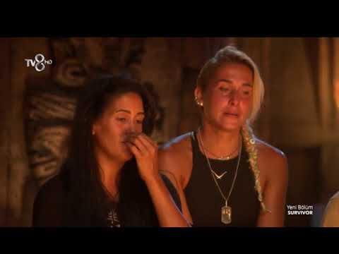Survivor 2018'e Elenen İsim Sahra Işık Oldu [Uzun Version İzle]