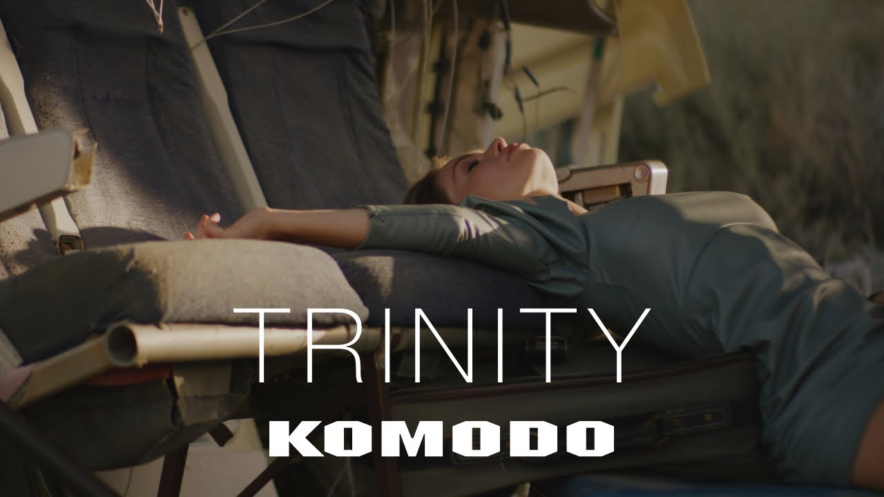 RED - TRINITY KOMODO