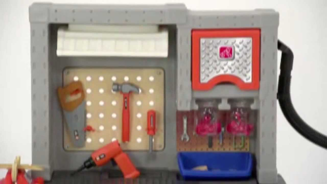 Step 2 Deluxe Workshop | eBay