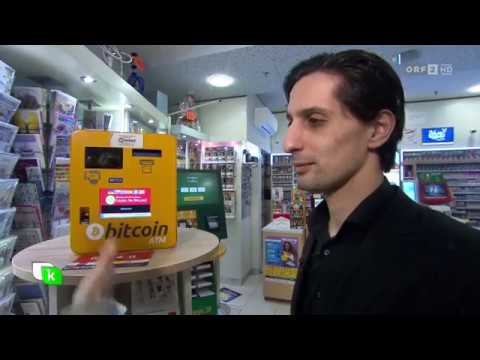 1 Tag mit Bitcoin in Wien Februar 2017