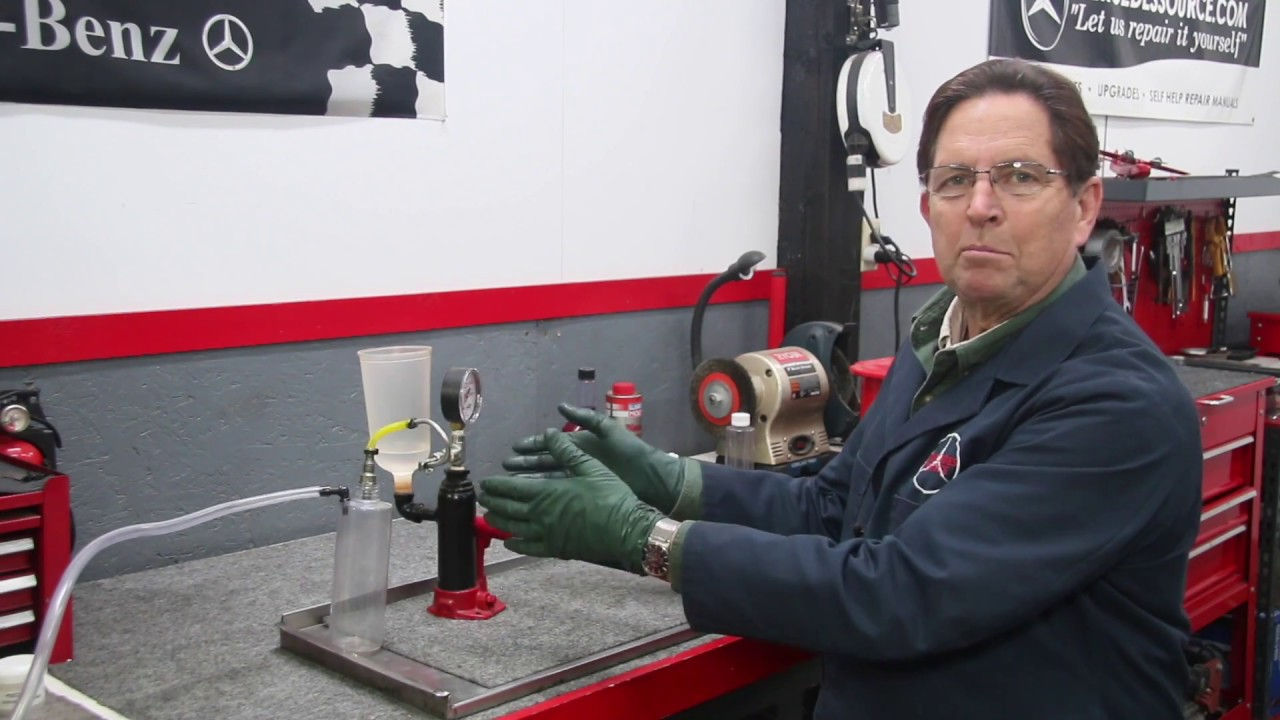 Bench Cleaning Bosch Gas Engine Fuel Injectors: Part 2 MFI  Back-flush