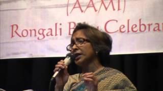 Hindi Song - Kajari Dey - Michigan Bihu 2012