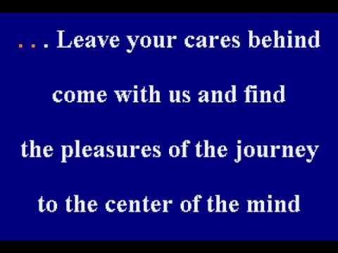 Ted Nugent And The Amboy Dukes - Journey To The Center Of The Mind - Karaoke