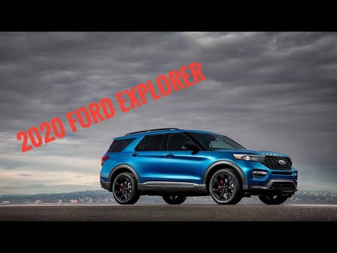 2020 Ford Explorer Reveal Thoughts | Explorer ST and RWD