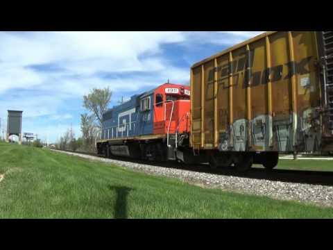Grand Trunk Western  #4911 Rides Again