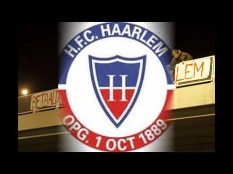 HFC Haarlem - Er is maar 1 club aan de kade ©Nico