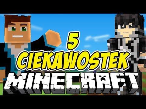 5 Ciekawostek O Ktorych Nie Wiedziales W Minecraft Huntez