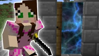 Minecraft: DIMENSION OF DOORS MISSION - Custom Mod Challenge [S8E24]