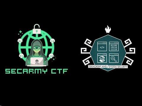 [Writeups] SECARMY CTF 2019 - FIshhy and WTF2