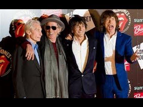 The Rolling Stones to headline Glastonbury 2013