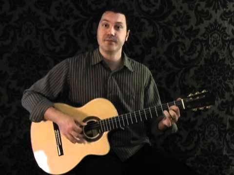 Guitar Lesson: Wonderful Tonight, by Naudo (Part 2)