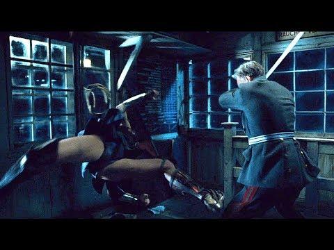Diana Prince vs Ludendorff | Wonder Woman [+Subtitles]